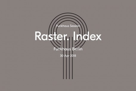 raster.index funkhaus session