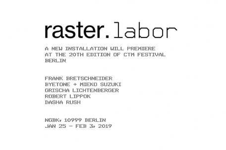 raster. labor
