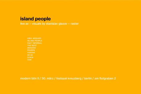 island people live A/V